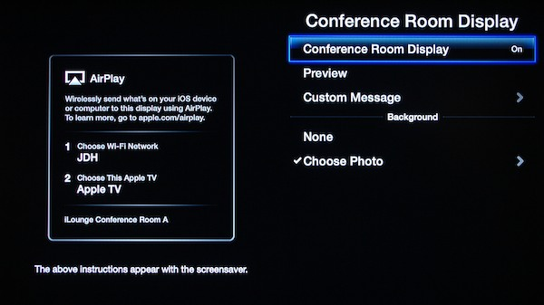 AirPlay Conferenceroom