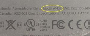apple-tv modell